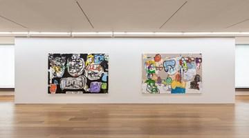 Contemporary art exhibition, Eddie Martinez, EMHK19 at Perrotin, 50 Connaught Road Central, Hong Kong