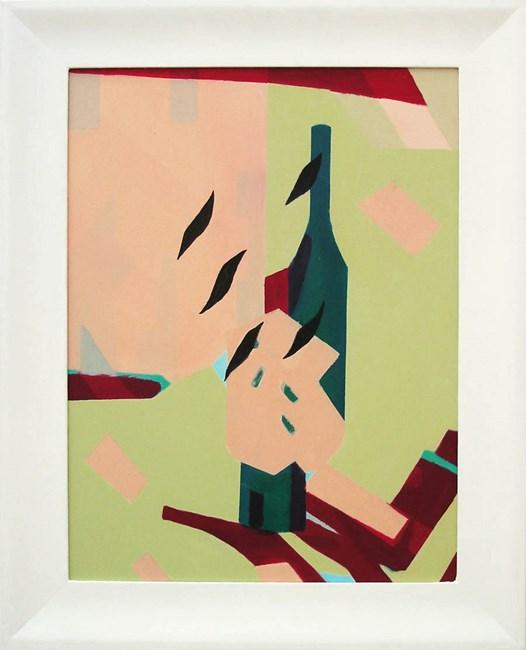 Colour Course #5 by Saskia Leek contemporary artwork