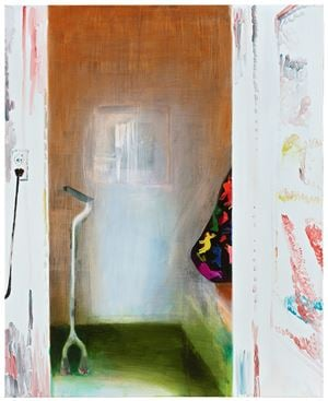 Flash Sketch 2 by Susanne Kühn contemporary artwork