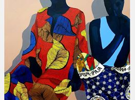 Nigeria's Rele Gallery Opening in Los Angeles