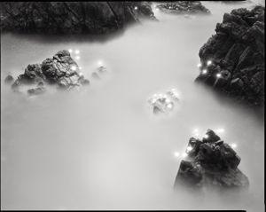 Photo Respiration From the Sea Kushimoto #4 by Tokihiro Sato contemporary artwork