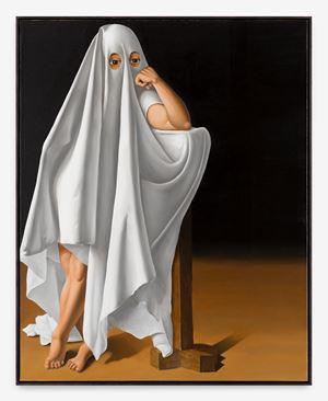 Self Portrait as a Ghost by Patrizio Di Massimo contemporary artwork