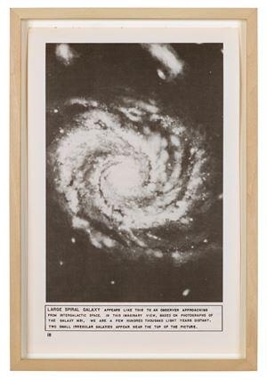 The Celestial Handbook by Lutz Bacher contemporary artwork