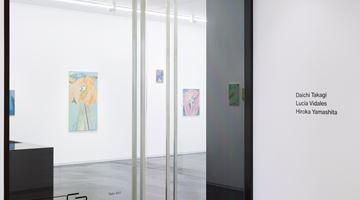 Contemporary art exhibition, Group Exhibition, Daichi Takagi, Lucía Vidales, Hiroka Yamashita at Taka Ishii Gallery, Complex665, Tokyo