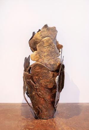 Cluster III by Mrinalini Mukherjee contemporary artwork sculpture