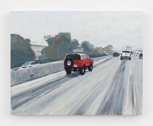 Highway day by Jean-Philippe Delhomme contemporary artwork