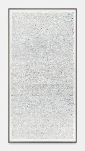 ICONOTEXTURE n°14/12bis by Thierry De Cordier contemporary artwork