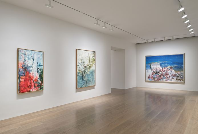Exhibition view: Tu Hongtao, Lévy Gorvy, Hong Kong (25 March–30 June 2020). Courtesy Lévy Gorvy.