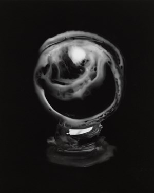 Crystal Ball Series 3, No.1 by Michelle Charles contemporary artwork