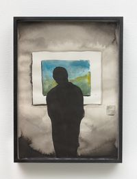 Turner by Michael Dopp contemporary artwork painting, works on paper, drawing