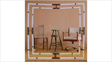 Contemporary art exhibition, Brian Griffiths & Frank Kent, Air Signs at Karsten Schubert London