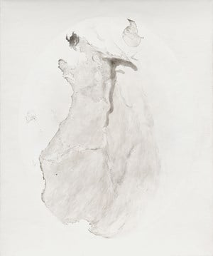 Stain E.006 by Zhu Yu contemporary artwork