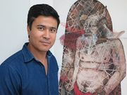 Khadim Ali receives the 2016 Western Sydney Arts Fellowship