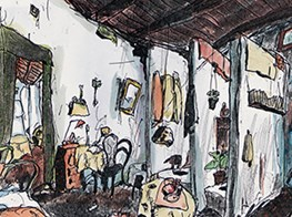 Ilya Kabakov Harnesses His Inner Misanthrope to Maintain Artistic Independence