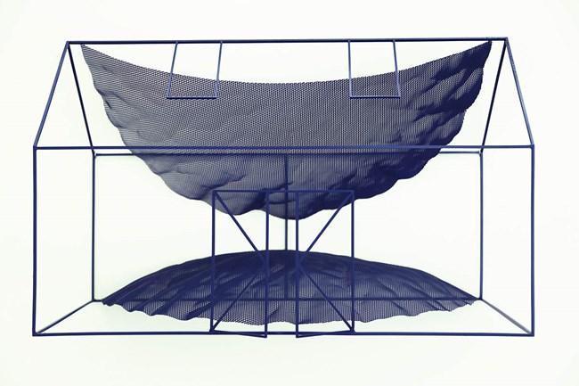 Interior by Neil Dawson contemporary artwork