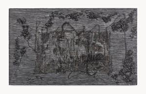 Untitled (Barroco negro) by Jesús Rafael Soto contemporary artwork