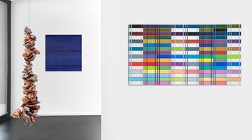 Contemporary art exhibition, Group Exhibition, Patterns II at Anne Mosseri-Marlio Galerie, Basel