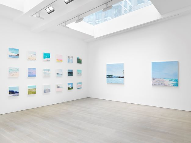 Exhibition view:Isca Greenfield-Sanders, Miles McEnery Gallery, 525 West 22nd Street, New York (21 May–11 July 2020). Courtesy Miles McEnery Gallery.
