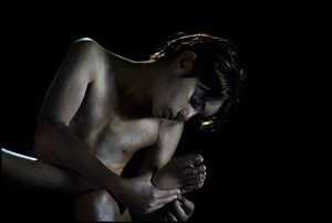 Untitled #5 by Bill Henson contemporary artwork