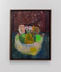 Dead Peonies by Lisa Sanditz contemporary artwork painting
