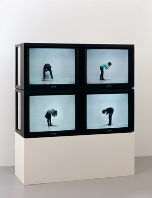 Work No. 583 by Martin Creed contemporary artwork