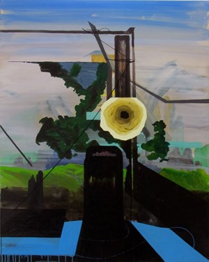 Messages by Julian Hooper contemporary artwork