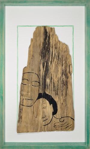 Neowa 27, A Cord by Suk-nam Yun contemporary artwork