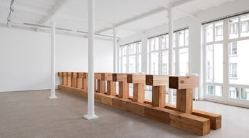 Contemporary art exhibition, Carl Andre, Carl Andre at Galerie Greta Meert, Brussels