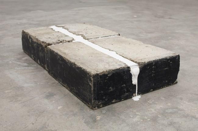 Ridge Block by Bernardo Pacquing contemporary artwork
