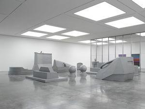Allegory by Liu Wei contemporary artwork sculpture, installation