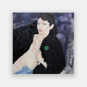 Susan, The Revenger by Paulina Olowska contemporary artwork