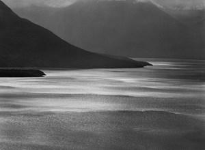 Lake Argentino, Los Glaciares National Park, Argentine, Patagonia by Sebastião Salgado contemporary artwork