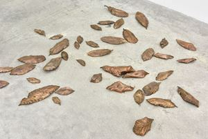 Novel Without a Title (Clusters) by Thu Van Tran contemporary artwork