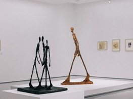 Alberto Giacometti show fetes African inspiration as Morocco boosts reputation