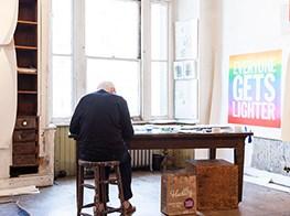John Giorno's Half-Century on the Bowery
