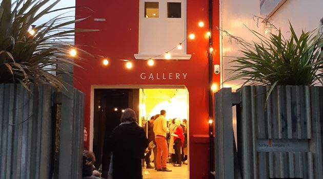 Bartley + Company Art contemporary art gallery in Wellington, New Zealand
