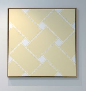 Lattice #121 by Ian Scott contemporary artwork