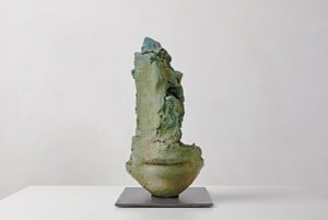 Untitled Bronze Sculpture by Mark Manders contemporary artwork