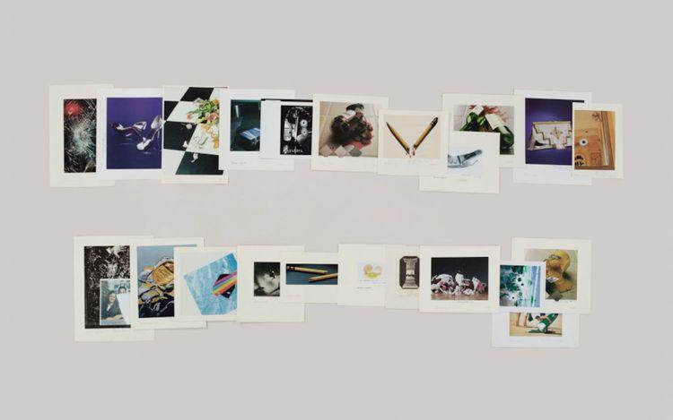 Taryn Simon, Folder: Broken Objects (2012). Archival inkjet print. 119.4 x 157.5 cm. Edition of 5 + 2AP.© Taryn Simon. Courtesy Gagosian.