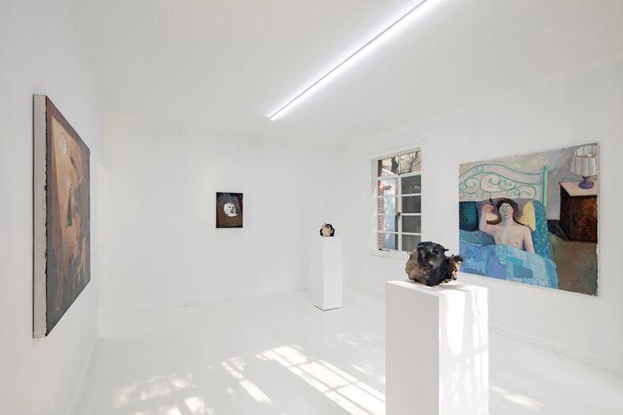 Exhibition view: Group Exhibition, Down the Rabbit Hole, Capsule Shanghai (11 January–14 February 2020). Courtesy Capsule Shanghai.