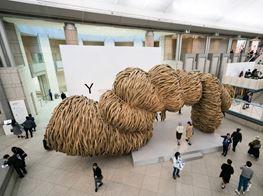 Yokohama Triennale Opens Despite Rising Covid Cases