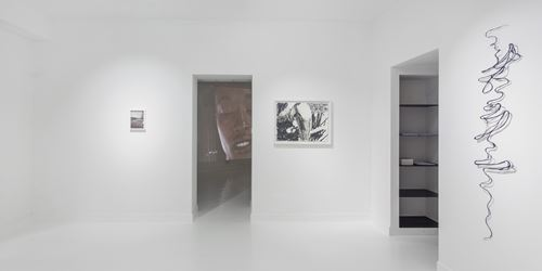 Exhibition view: We We Become Us, Capsule Shanghai (15 October–27 November 2016). Courtesy Capsule Shanghai.