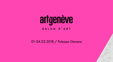 Contemporary art exhibition, artgenève 2018 at Perrotin, Geneva, Switzerland