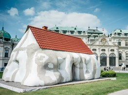 At Venice Biennale, Erwin Wurm Makes Sculpture 'a Form of Action'