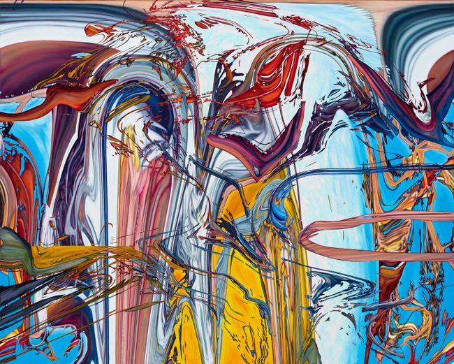 GENEALOGY 6.0 by Jin Meyerson contemporary artwork