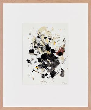 Crosswind I by Rebecca Horn contemporary artwork