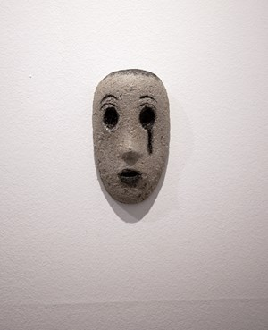 Mask 2018-32 by Ahn Chang Hong contemporary artwork