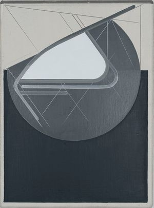BTB-16-2021 by Frank Nitsche contemporary artwork