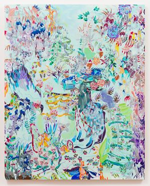 Summer by Sarah Ann Weber contemporary artwork