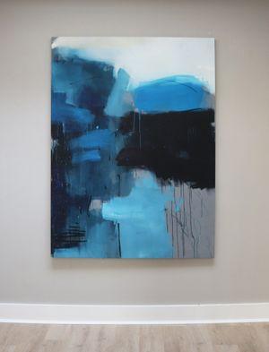 Keystone by Richard Hearns contemporary artwork